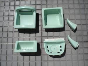 Jabonera acero inoxidable o porta sepillos de posot class for Porta jabonera para bano