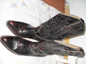 botas texanas 43 usada en exelente estado