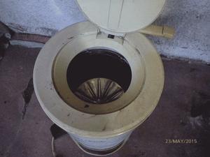 secarropas centrifugo kohinoor funcionando
