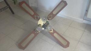 ventilador de techo con luz  $
