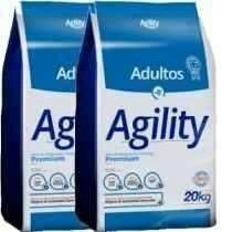 Alimento Balanceado Agility X 20 Kg