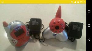Audio y video camara color inalámbrica Baby call Chicco