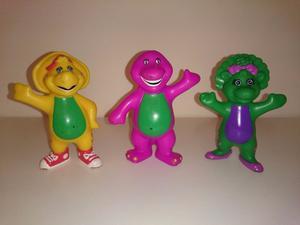 Barney y sus amigos figuras