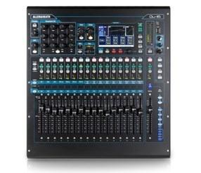 Consola Digital Allen & Heath Qu-16