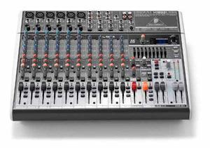 Consola Mixer Behringer Xenyx Xusb