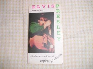 Elvis Presley canciones