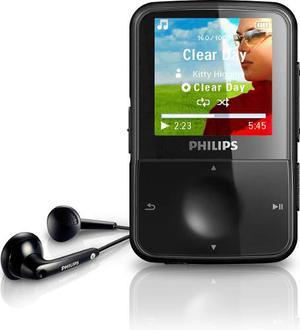 Mp4 Philips Gogear Vibe Con Grabador De Voz Y Radio Fm