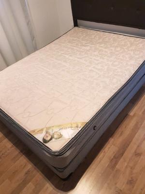 OFERTA Sommier colchon 1 1/2 con pillow incorporado