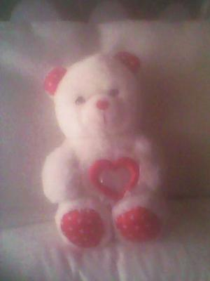 Oso Peluche * I LOVE YOU ***