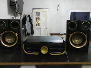 Sistema de audio Philips