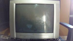 "TV PHILIPS 29"" PANTALLA PLANA C/CONTROL ORIGINAL IMPECABLE!!"