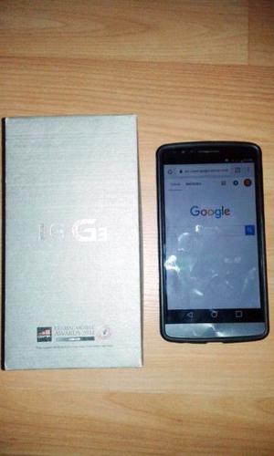 Vendo LG G3 Titanium D855 Libre