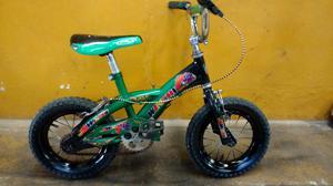 Vendo bici niño rodado 12 muy buen estado