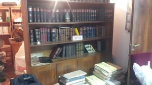 Vendo dos Bibliotecas