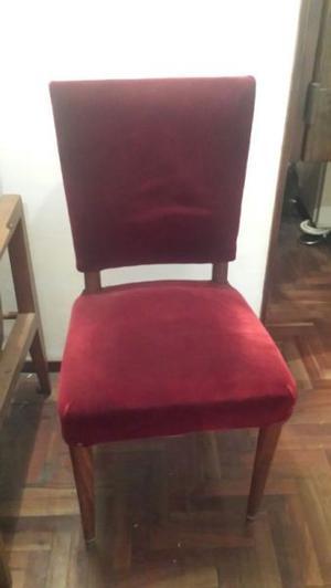 Vendo seis sillas de oficina en muy buen estado.