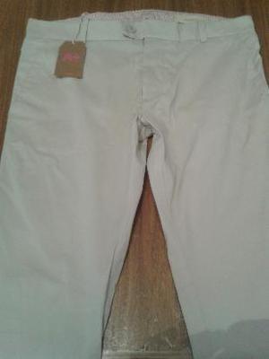 pantalon de gabardina original talle 40 marca A+