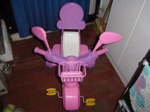 triciclo para niña nueva