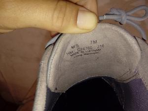 vendo zapatillas urbanas importadas