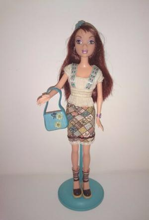 Barbie My Scene Chelsea- Perfecto Estado + Accesorios