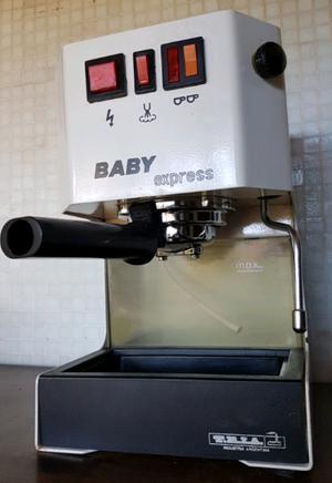 CAFETERA EXPRESO BABY EXPRESS (Para Reparar: Leer