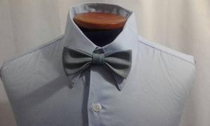 Camisa de hombre - Celeste Lisa - Perry Ellis - Portfolio -