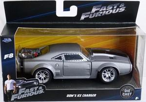 Dom's Dodge Ice Charger Jada 1:32 Fast & Furious Toretto