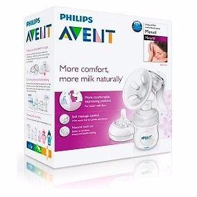 Extractor De Leche Manual. Philips Avent Original