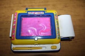 Fotocopiadora pizarra con su caja original $ 149