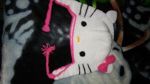 Gorros tejidos al crochet