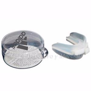 Protector Bucal Doble Con Caja adidas Adulto Box Mma Kick