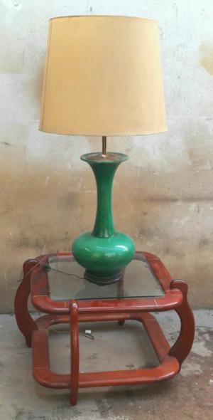 Remato lampara de cerámica excelente calidad