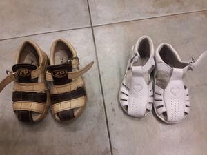 Sandalitas para nena y nene