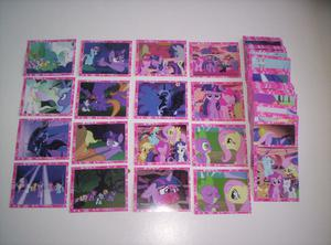 Vendo lote de 170 figuritas diferentes de my little pony de