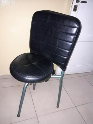 Vendo sillón giratorio