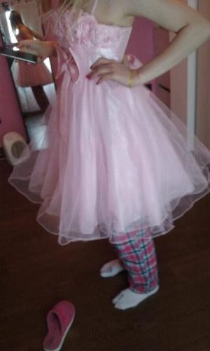 Vestido de fiesta para nena