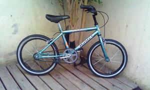 bicicleta halley asterix rodado 16 estilo bmx lista para