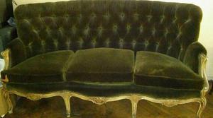 juego de sillones Luis XV original