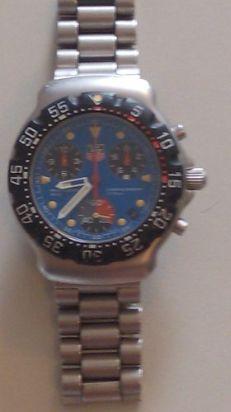 reloj pulsera de hombre tag heuer - proffesional 200 m -