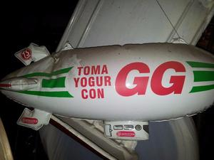 vendo Zepelin de Yogurt La Serenisima decada del 70