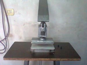 BALANCIN TROQUELADOR DE PIE S/NUEVO 13x17cm