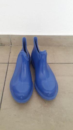 Botas de lluvia sin uso Nº