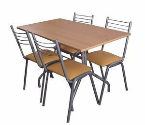 Juego de mesa 4 sillas capital federal y gba posot class for Juego mesa cocina