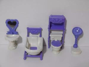 Muebles Miniatura Para Casa De Muñecas