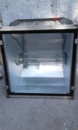 Reflector lampara de sodio con balasto