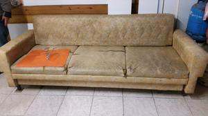 Sillón cama para tapizar
