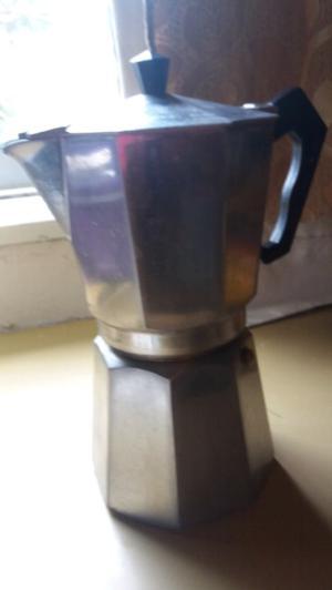 VENDO CAFETERA VOLTURNO 12 POCILLOS POCO USO
