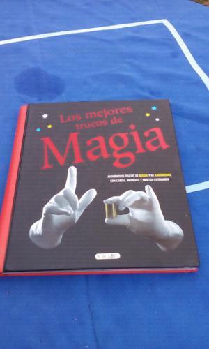 Vendo libro de trucos de magia e ilusión
