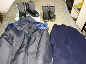 Vendo lote de ropa de trabajo