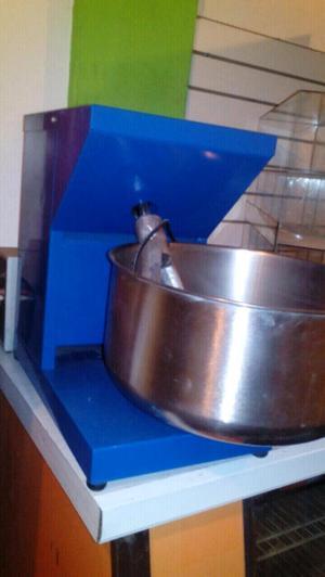 Amasadora industrial 20 kg línea pesada, excelente calidad