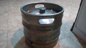 Barril De Cerveza 30 Lts. Conector G vacio